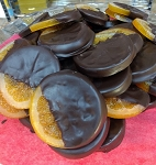 Chocolate Covered Orange Slices 1/4 Pound